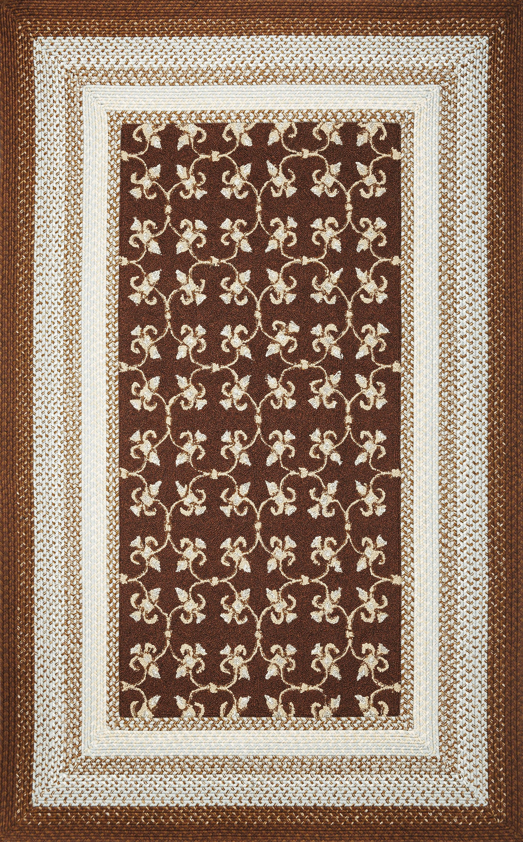 "Kas Fairfax 5' x 7'6"" Rug - Item Number: FAI55185X76"