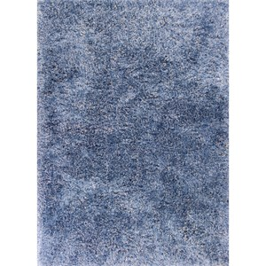 Kas Fina 5' X 7' Denim Heather Area Rug