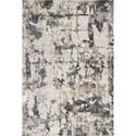 """Kas Generations 5'3"""" x 7'7"""" Ivory/Grey Watercolors Rug - Item Number: GEE701753X77"""