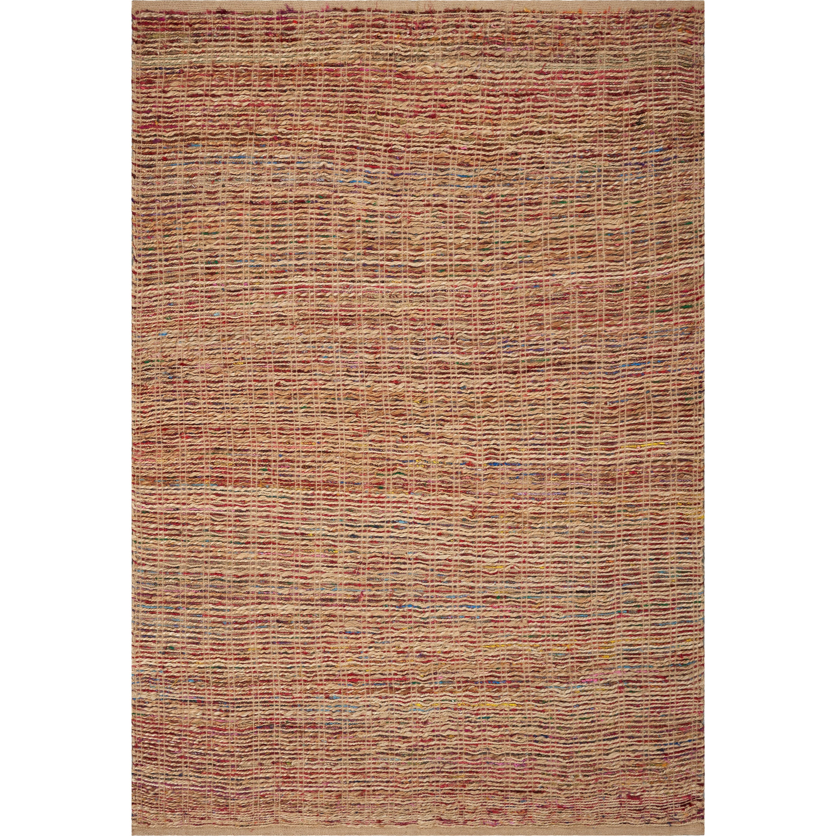 "8'6"" x 11'6"" Multicolor Sands Rug"