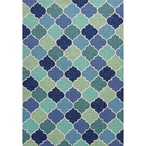 "Kas Harbor 7'6"" X 5' Area Rug"