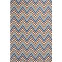 "Kas Horizon 5'3"" x 7'7"" Rug - Item Number: HOR572353X77"