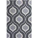 "Kas Horizon 3'4"" x 4'11"" Rug - Item Number: HOR572834X411"