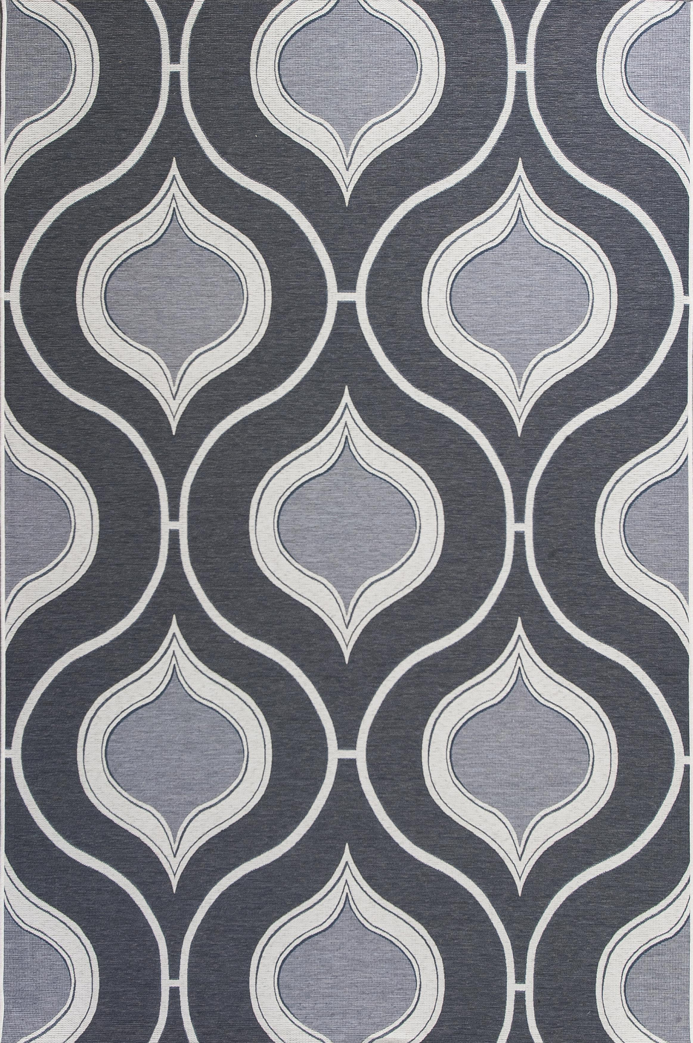 "Kas Horizon 5'3"" x 7'7"" Rug - Item Number: HOR572853X77"