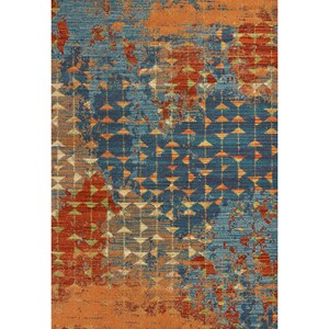 "Kas Illusions 10'10"" X 7'10"" Area Rug"
