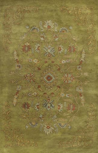 "Kas Jaipur 8' x 10'6"" Rug - Item Number: JAI38638X106"