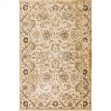 """Kas Jasmine 3'3"""" X 5'3"""" Ivory Traditions Area Rug - Item Number: JAS375833X53"""