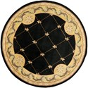 "Kas Jewel 7'9"" Round Rug - Item Number: JEW030779X79RO"