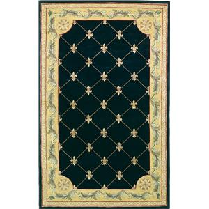 "Kas Jewel 9'6"" x 13'6"" Rug"