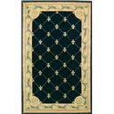 "Kas Jewel 9'6"" x 13'6"" Rug - Item Number: JEW030796X136"