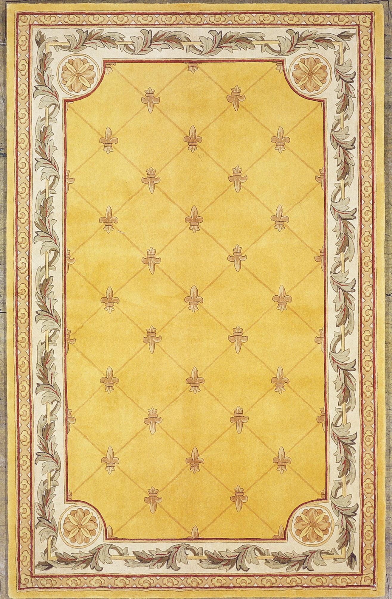 "Kas Jewel 7'9"" x 9'6"" Rug - Item Number: JEW030879X96"