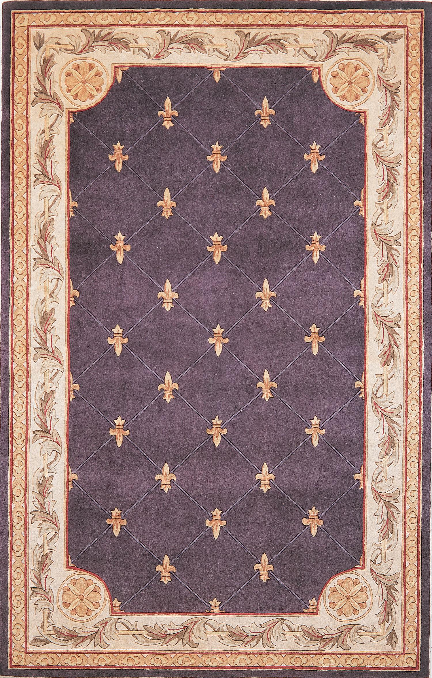 "Kas Jewel 9'6"" x 13'6"" Rug - Item Number: JEW031296X136"