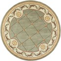 "Kas Jewel 7'9"" Round Rug - Item Number: JEW031379X79RO"