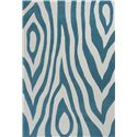 "Kas Kidding Around 5' x 7'6"" Rug - Item Number: KID04395X76"