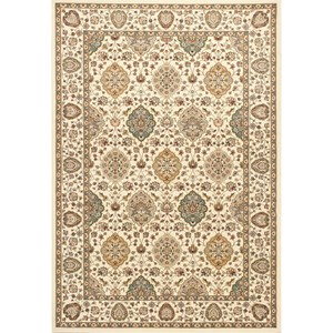 "Kas Kingston 2'2"" X 3'3"" Ivory Rania Area Rug"