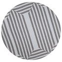Kas Libby Langdon Hamptons 7' Round Rug - Item Number: LLH52227X7RO