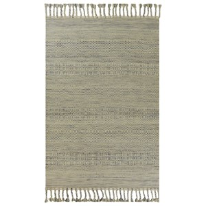 Kas Libby Langdon Homespun 8' X 5' Area Rug