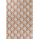 Kas Libby Langdon Soho 7' X 5' Area Rug - Item Number: LLS50265X7