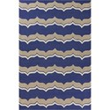 "Kas Libby Langdon Soho 9'6"" X 8'6"" Area Rug - Item Number: LLS502976X96"