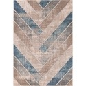 "Kas Libby Langdon Winston 4'11"" X 3'3"" Area Rug - Item Number: LLW582033X411"