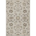 "Kas Lucia 5'3"" X 7'7"" Silver Verona Area Rug - Item Number: LUC275153X77"