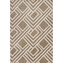 """Kas Lucia 7'7"""" X 5'3"""" Area Rug - Item Number: LUC276353X77"""