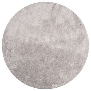 "Kas Luxe 7'6"" Round Rug"