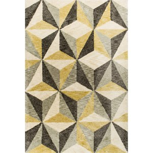 "Kas Mission 5'3"" X 3'3"" Area Rug"