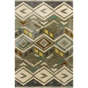 "Kas Mission 9'6"" X 7'6"" Area Rug - Item Number: MIS445776X96"