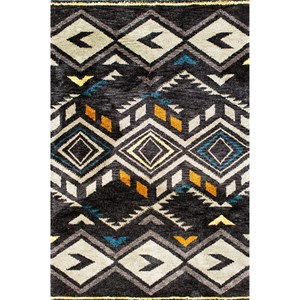 "Kas Mission 9'6"" X 7'6"" Area Rug"