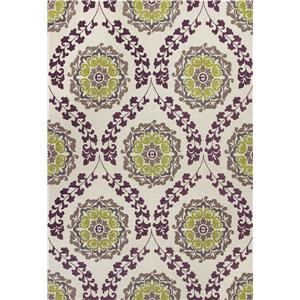 "Kas Mulberry 5' x 7'6"" Rug"
