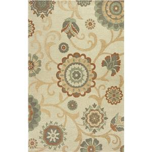 """Kas Mulberry 27"""" x 45"""" Rug"""