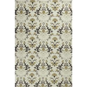 "Kas Mulberry 7'9"" x 9'9"" Rug"