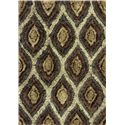 "Kas Optic 7'6"" x 9'6"" Rug - Item Number: OPT111176X96"