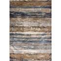 """Kas Provence 3'3"""" X 4'7"""" Ivory/Blue Landscape Area Rug - Item Number: PRO860333X47"""