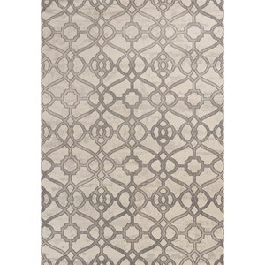 "Kas Reflections 9'6"" X 6'7"" Area Rug"