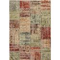 "Kas Reflections 2'7"" x 4'11"" Rug - Item Number: REF742027X411"