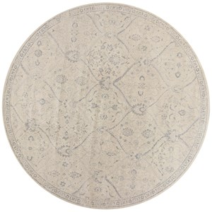 "Kas Relic 7'7"" Round Rug"