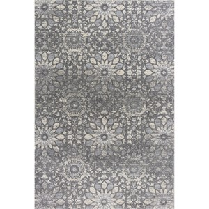 "Kas Relic 10'10"" X 7'7"" Area Rug"