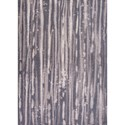 """Kas Retreat 6'7"""" X 9'6"""" Charcoal Visions Area Rug - Item Number: RET010167X96"""