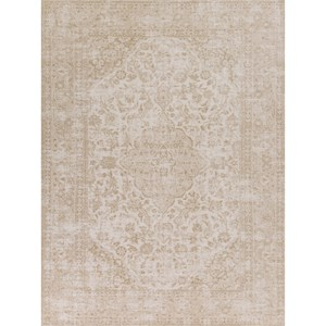"Kas Retreat 3'3"" X 5'3"" Champagne Rania Area Rug"