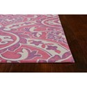 "Kas Retreat 3'9"" X 2'2"" Area Rug - Item Number: RET013226X45"