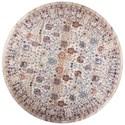 "Kas Seville 7'7"" Round Rug - Item Number: SEI947977X77RO"