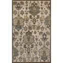 "Kas Syriana 2'3"" X 7'6"" Beige Tapestry Area Rug - Item Number: SYR602223X76RU"