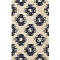 Kas Tapestry 5' x 8' Rug - Item Number: TAP68015X8