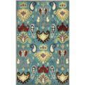 """Kas Tapestry 2'3"""" x 8' Runner - Item Number: TAP681123X8RU"""