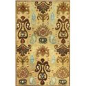 "Kas Tapestry 3'3"" x 5'3"" Rug - Item Number: TAP681233X53"