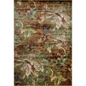 "Kas Versailles 3'3"" X 4'7"" Multi Heirloom Area Rug - Item Number: VER850533X47"