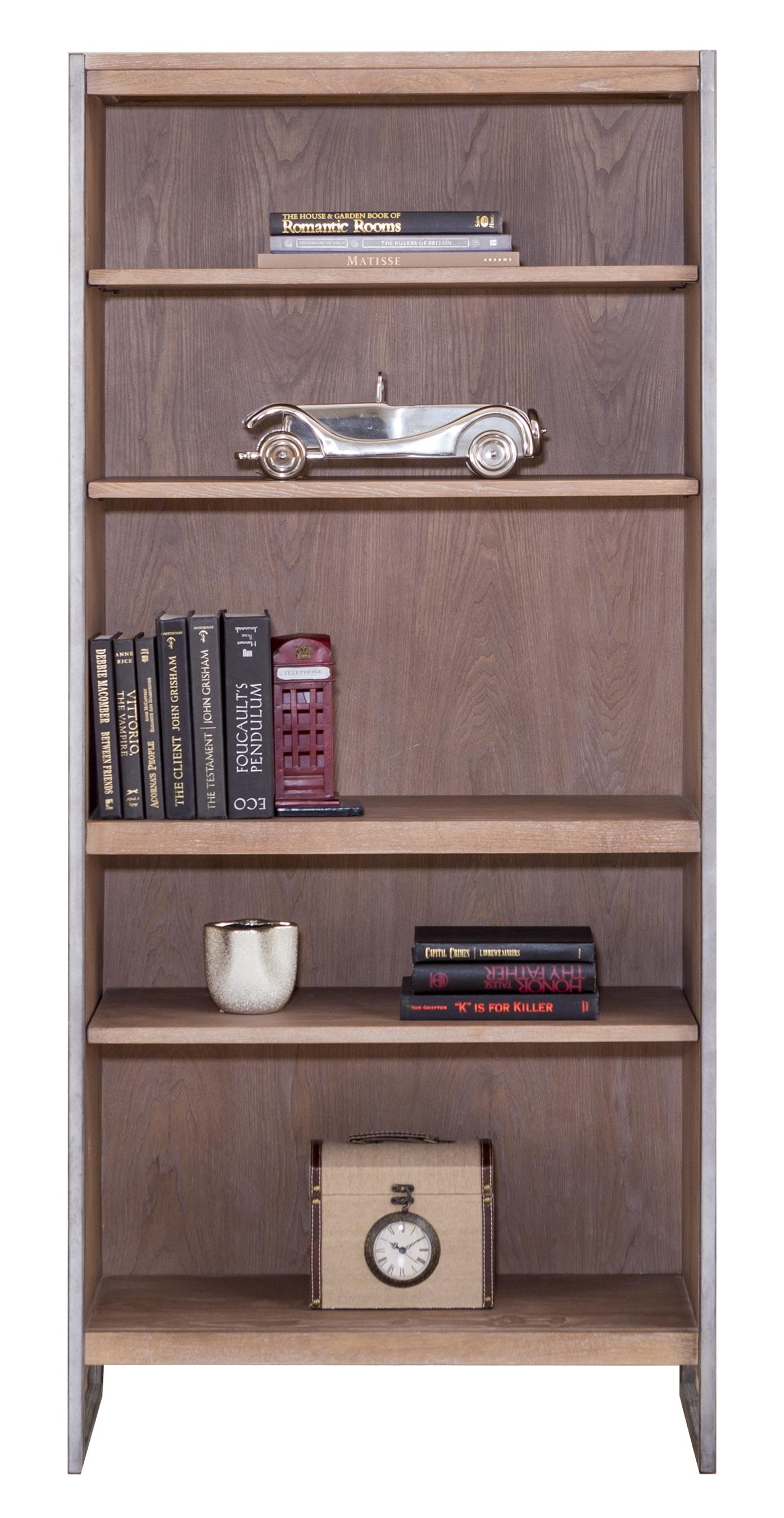 kathy ireland Home by Martin Belmont Bookcase - Item Number: IMBM3066