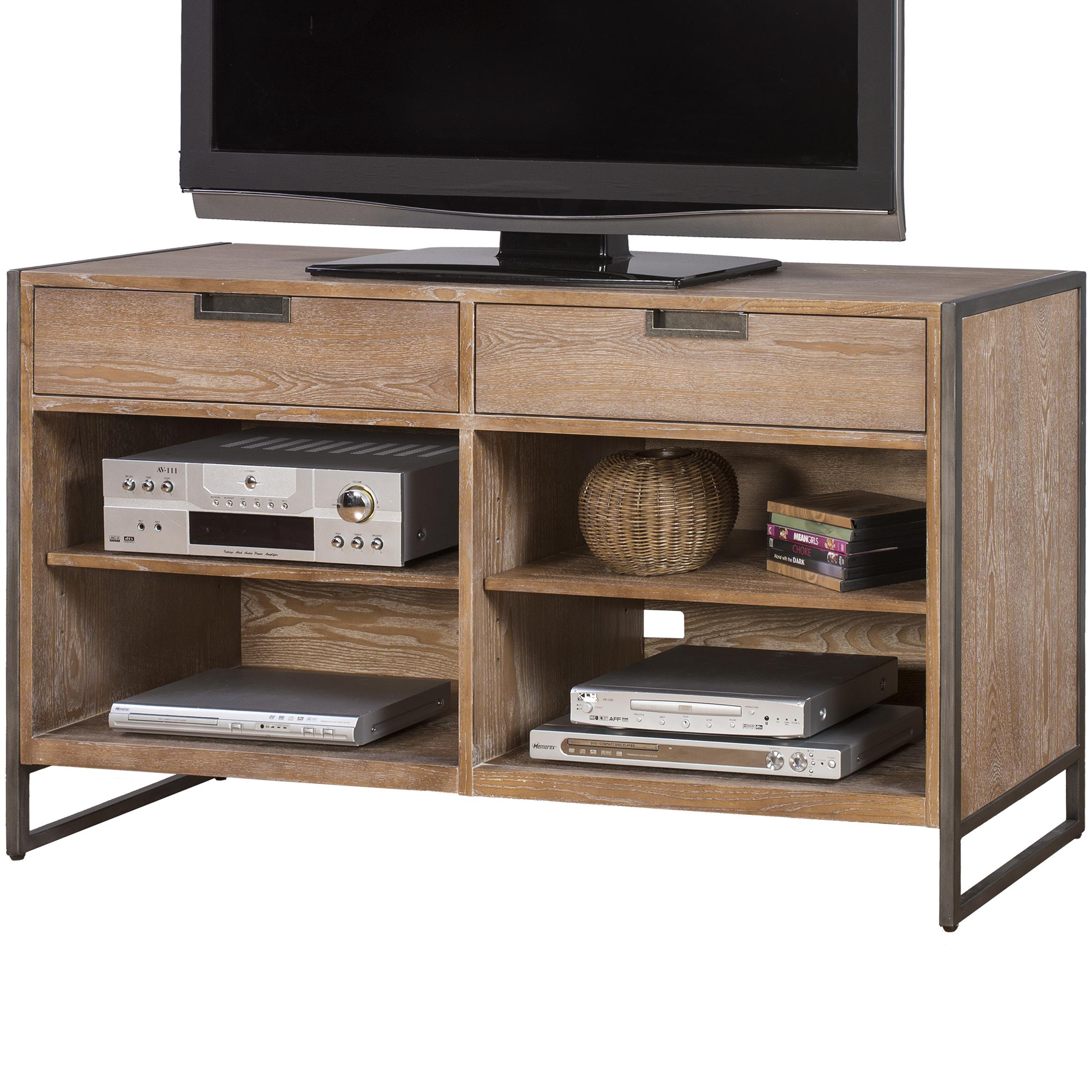 kathy ireland Home by Martin Belmont Sofa Table/TV Console - Item Number: IMBM95